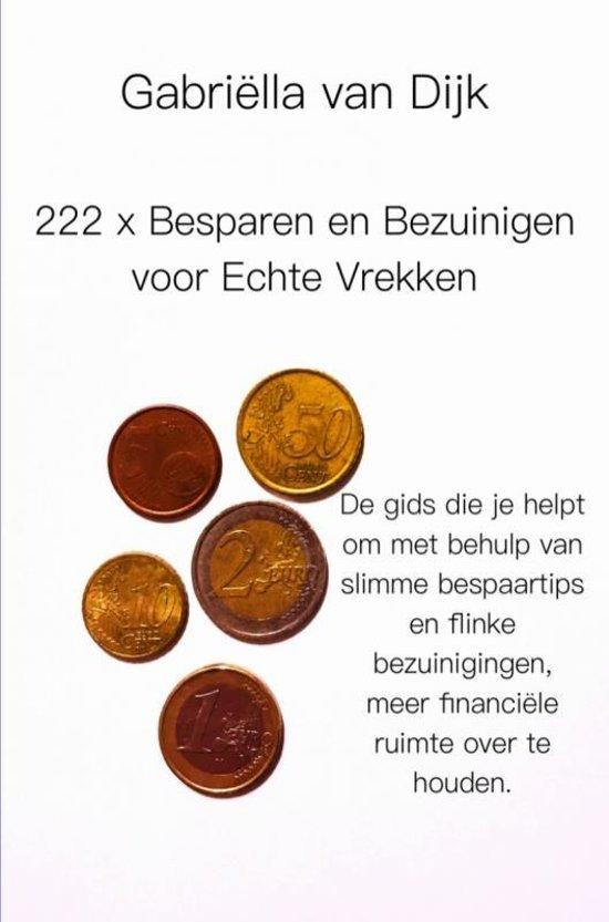 222 x Besparen en Bezuinigen voor Echte Vrekken
