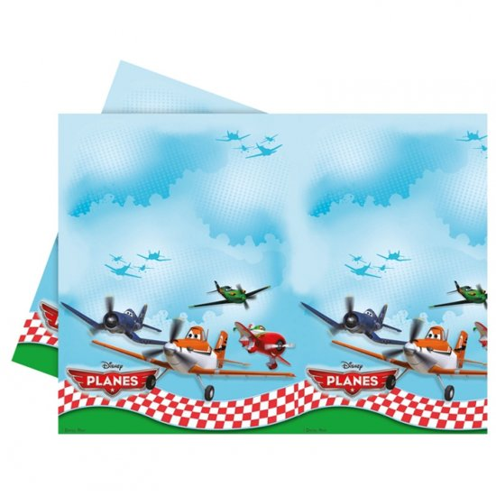 Disney Planes tafelkleed 120 x 180 cm