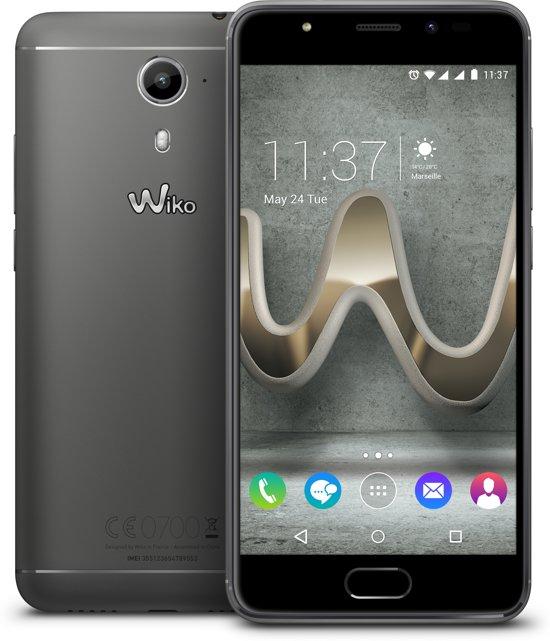 Wiko uFeel Prime - 32GB - Dual Sim - Grijs