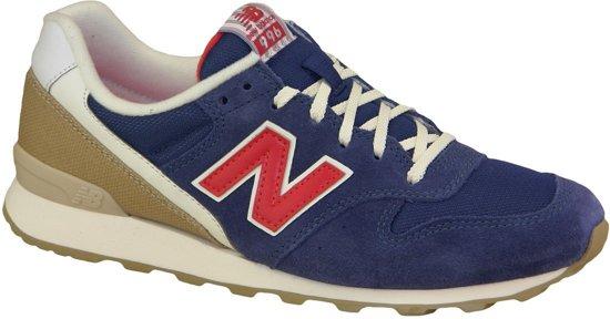 New Balance - Dames Sneakers WR996HG - Blauw - Maat 37 1/2