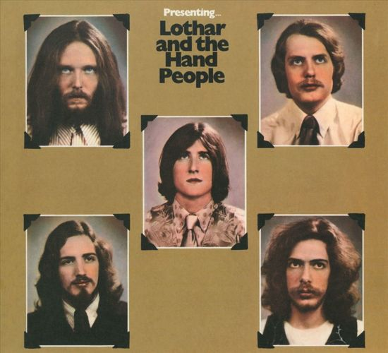 Presenting...Lothar & The Hand People