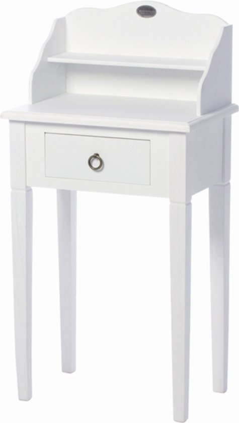 Uitgelezene bol.com | Riverdale City - Sidetable - Wit XI-19