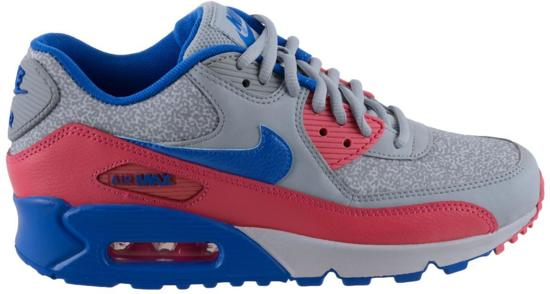 nike air max 90 dames blauw