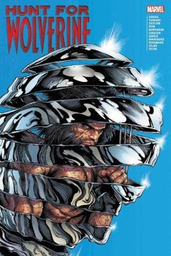 Boek cover Hunt For Wolverine van Charles Soule (Hardcover)