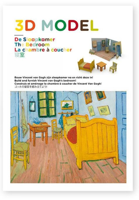 bol.com | De Slaapkamer van Van Gogh | 9789047620365 | Boeken