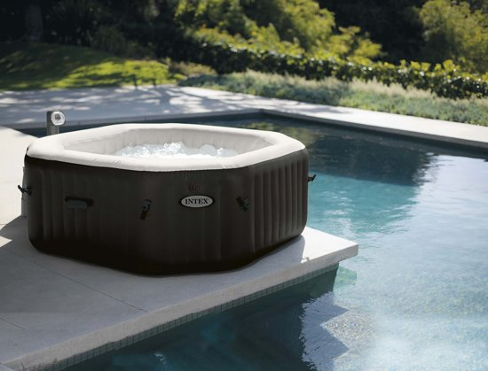 Jacuzzi 'Pure Spa Bubble and Jet' - Opblaasbare Jacuzzi