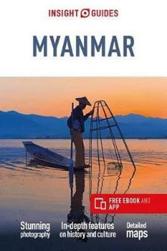 reisgids Myanmar