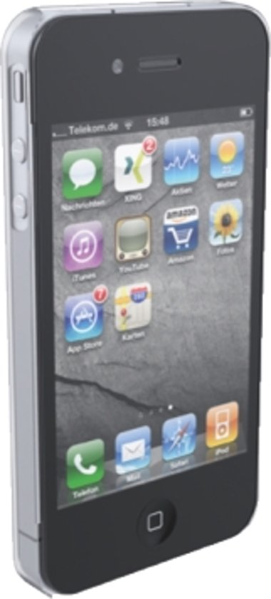 Leitz Transparante back cover iphone 4/4s