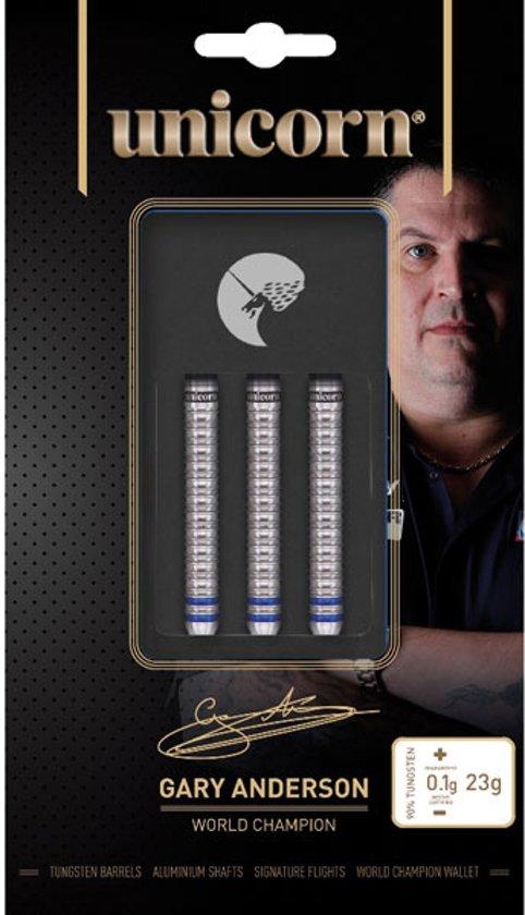 Unicorn - Gary Anderson WC Phase 3 90% Tungsten Dartpijlen (set) 23gr