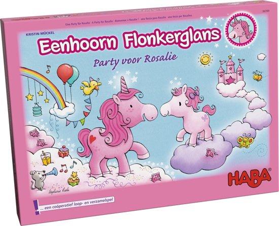 Haba - Spel - Eenhoorn Flonkerglans - Party