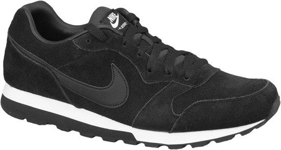 a64a163136c Nike MD Runner II Lth 819834-001, Mannen, Zwart, Sportschoenen maat:
