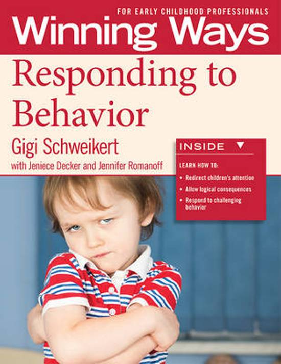 how children need to behave with
