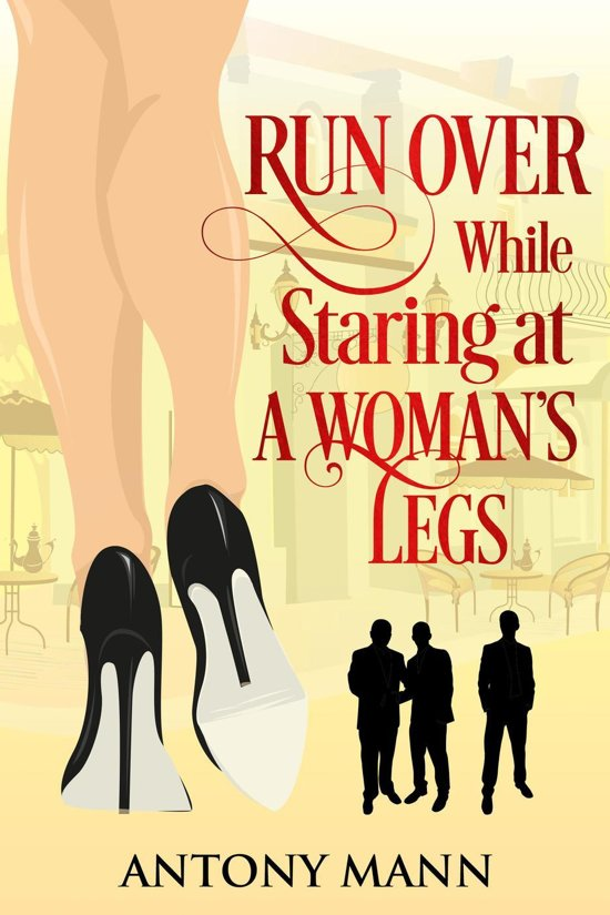 Run Over While Staring At A Womans Legs - The Donner And Bulkowkovich Stories