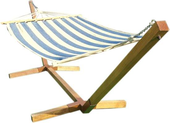 ' MOTYL' Eenpersoons Hangmatset / Hangmat met standaard