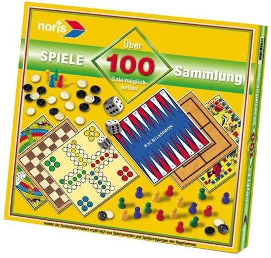 Afbeelding van het spel Spielesammlung 100