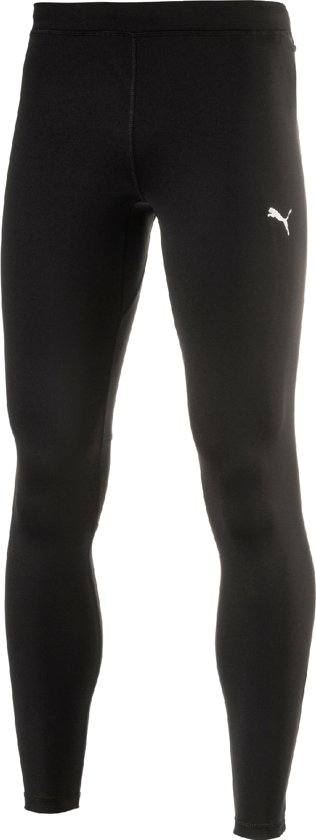 PUMA Core-Run Long Tight Hardloopbroek Heren - Black