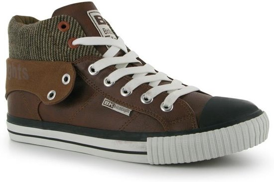 Chevaliers Britanniques Roco Hightop Darkbrown / Animal GMBEvgYv