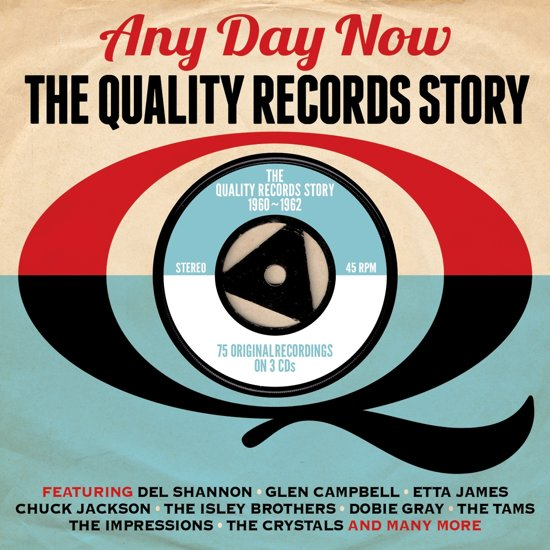 Quality Records Story'60-