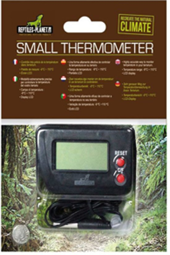 Small Thermometer
