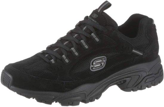 Skechers Sneaker Laag Dames Zwart