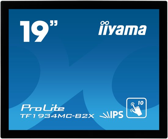 Iiyama ProLite TF1934MC-B2X - IPS Monitor
