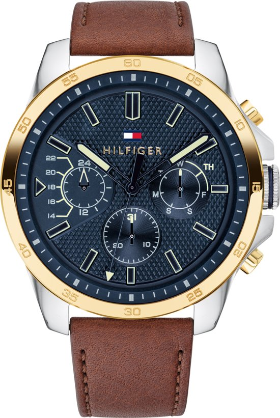 Tommy Hilfiger Decker TH1791561 Horloge