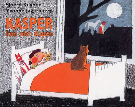 Kasper Kan Niet Slapen