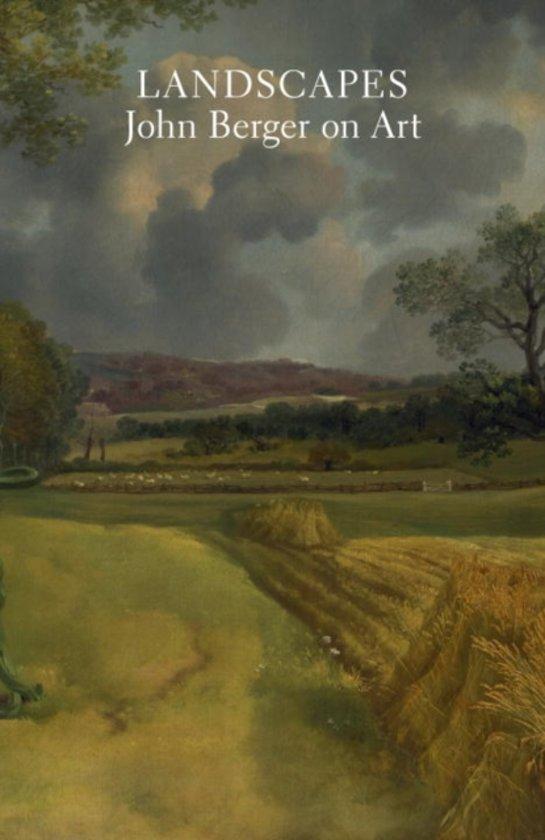 Boek cover Landscapes van John Berger (Hardcover)