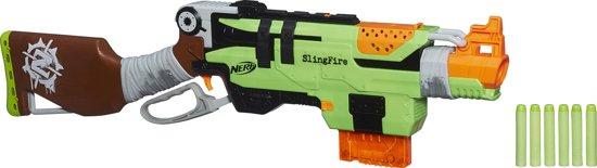 NERF Zombie Strike Slingfire - Blaster