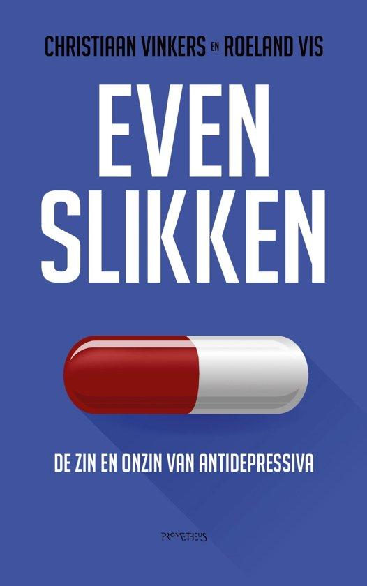 Even slikken - de zin en onzin van antidepressiva