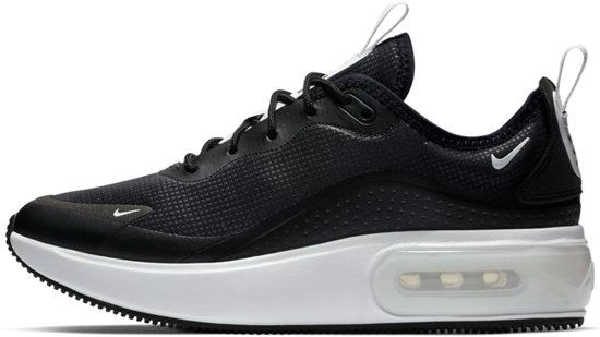 Nike Air Zwart Vrouwen Dia wit Sneaker Dames 39 SneakersMaat Max 1lJ3FcTK