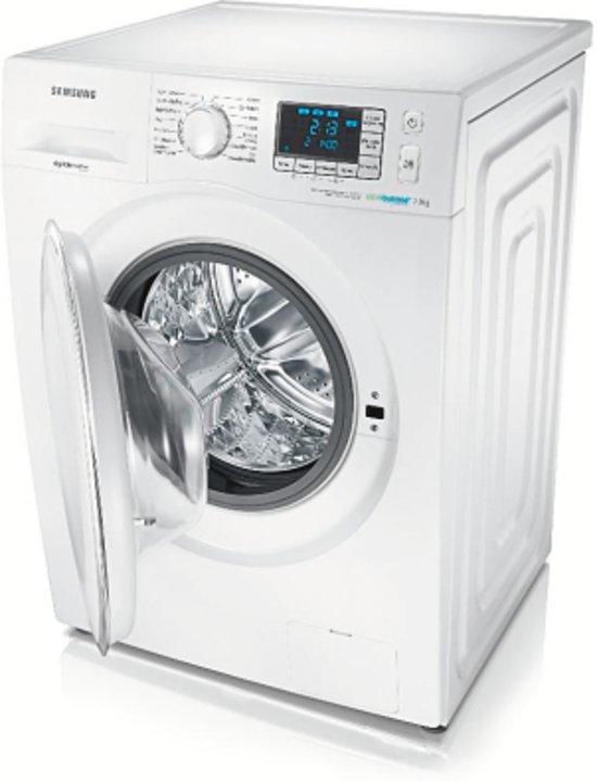 Samsung WF70F5E5P4W - Eco Bubble - Wasmachine