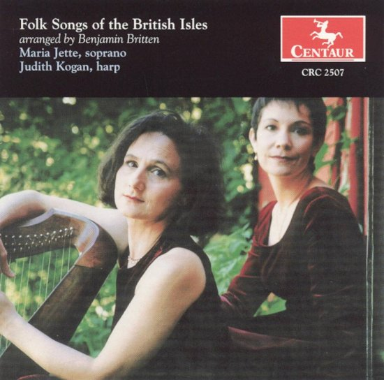 Folk Songs Of The British Isles (Arr. Britten)