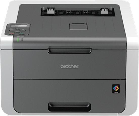 Brother HL-3140CW - Draadloze Kleurenlaserprinter (Ook USB aansluiting)