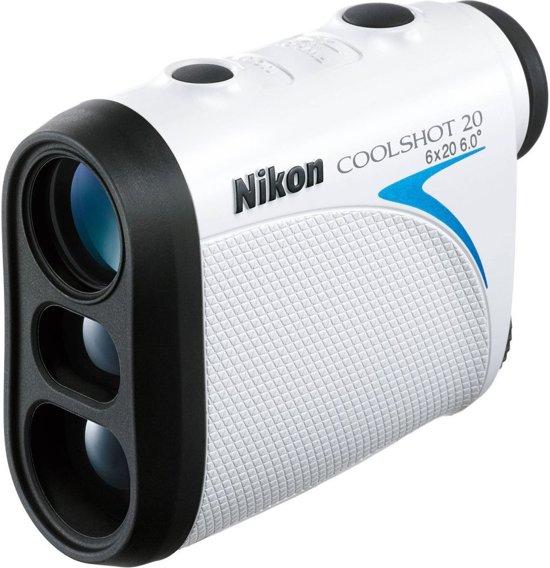 Nikon Coolshot 20 - Rangefinder - Wit