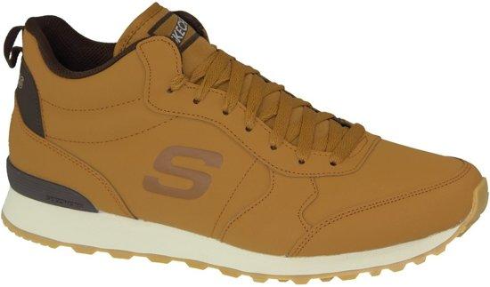 Skechers OG 85 Twin TIP 52340-WTN, Mannen, Bruin, Sportschoenen maat: 45 EU
