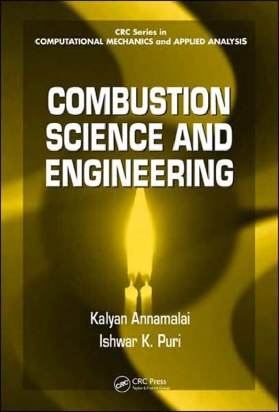 Combustion Science and Engineering