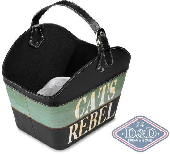 Catbasket rebel 35x24x38cm
