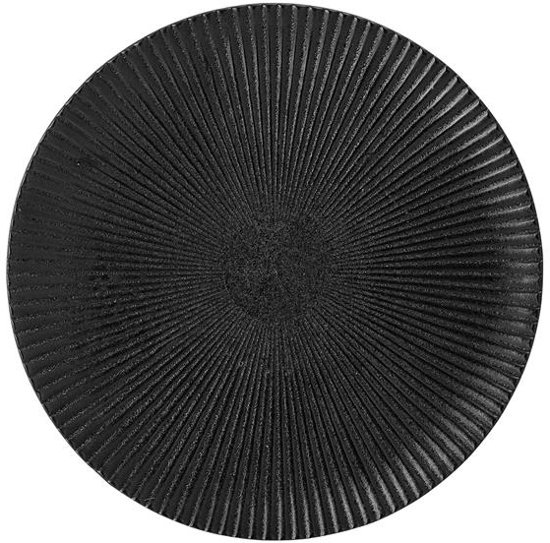 Bloomingville - Neri Bord Stoneware Zwart