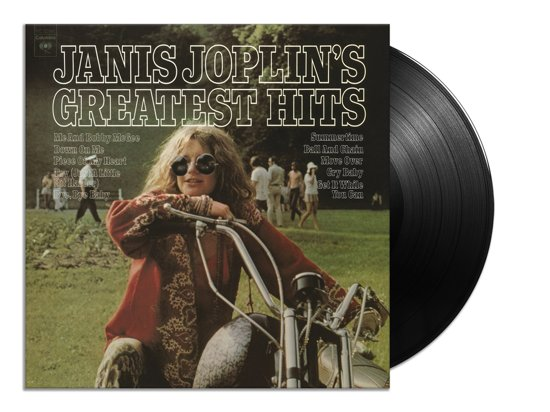 Janis Joplin's Greatest Hits (LP)