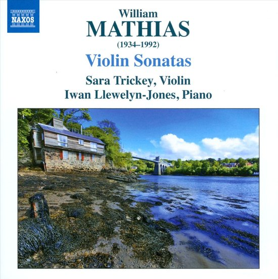 Mathias: Violin Sonatas