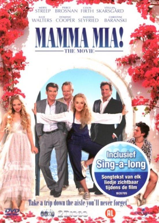 Bolcom Mamma Mia Se D Dvd Dominic Cooper Dvds