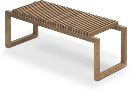 Bank Deens Design.Teak Bank Skagerak Deens Design
