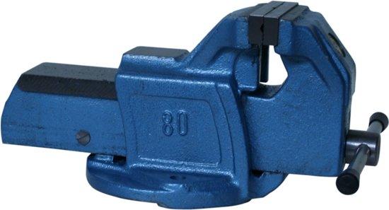 Rapid Bankschroef Blauw - 80 mm