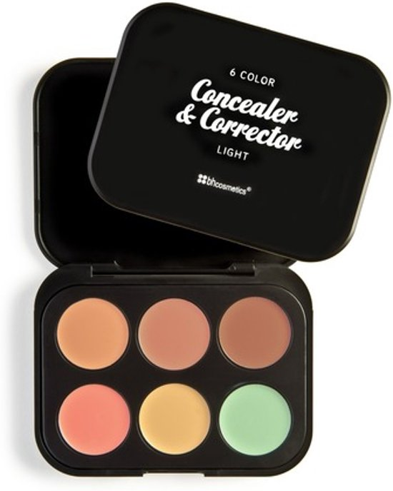 BH Cosmetics Studio Pro Perfecting Concealer Light/Medium