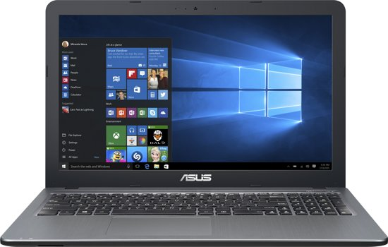 Asus R540SA-DM610T - Laptop - 15.6 Inch