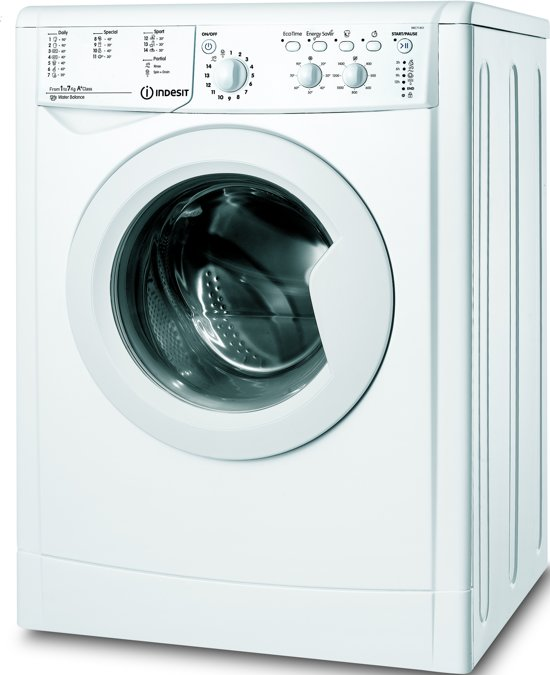 Indesit IWC 71451 ECO EU - Wasmachine