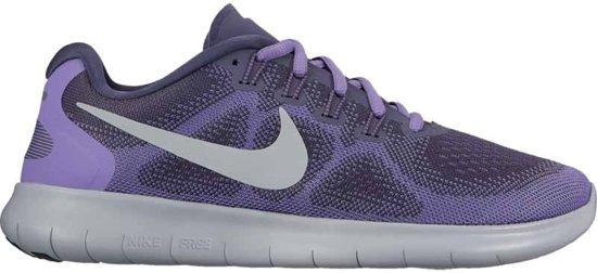 Nike Hardloopschoenen Free Rn 2 Dames Paars Maat 38,5