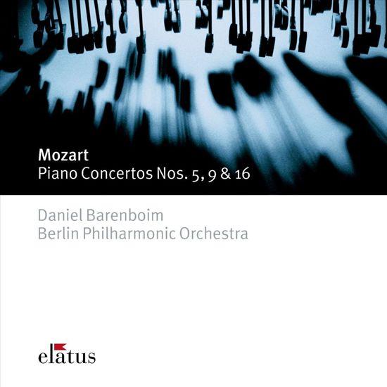 Mozart: Piano Concertos Nos. 5, 9 & 16