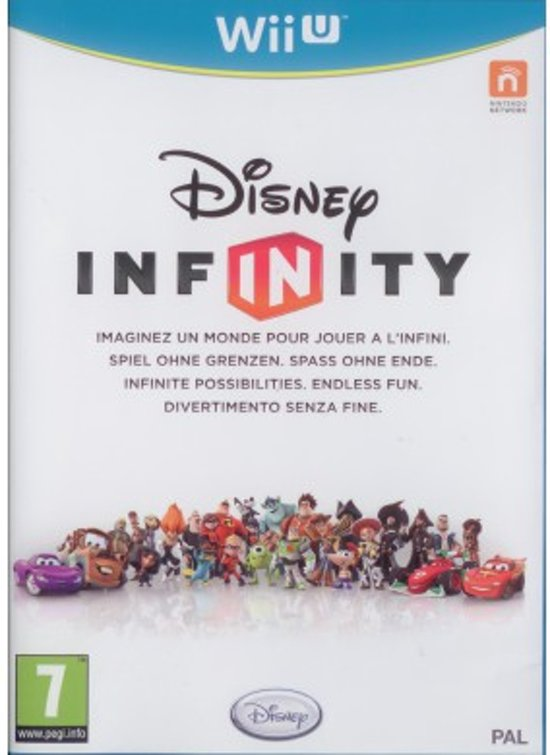Disney Infinity Wii U (Software)